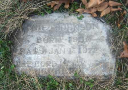 JOHNSON, ONIE - Cross County, Arkansas | ONIE JOHNSON - Arkansas Gravestone Photos