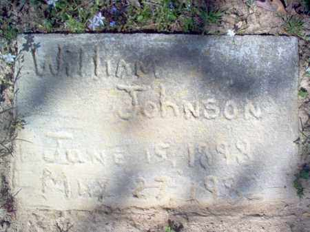 JOHNSON, WILLIAM - Cross County, Arkansas   WILLIAM JOHNSON - Arkansas Gravestone Photos