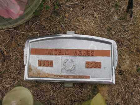 JONES, ANGELA - Cross County, Arkansas | ANGELA JONES - Arkansas Gravestone Photos