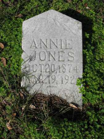 JONES, ANNIE - Cross County, Arkansas   ANNIE JONES - Arkansas Gravestone Photos