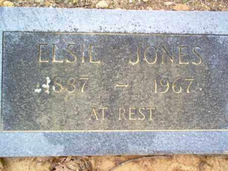 BANTON JONES, ELSIE - Cross County, Arkansas | ELSIE BANTON JONES - Arkansas Gravestone Photos