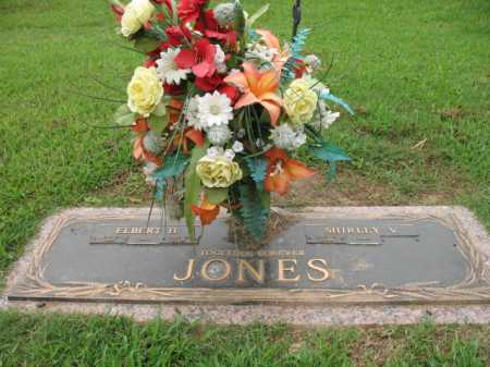 JONES, ELBERT H - Cross County, Arkansas | ELBERT H JONES - Arkansas Gravestone Photos