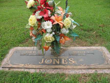JONES, ELBERT H - Cross County, Arkansas   ELBERT H JONES - Arkansas Gravestone Photos