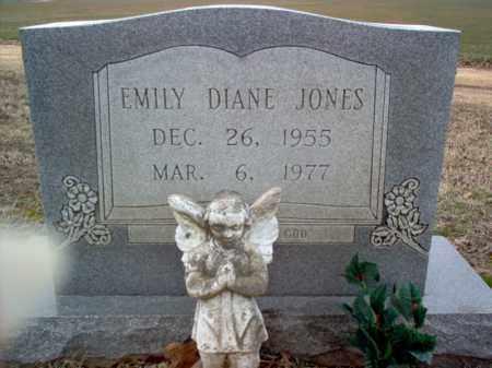 JONES, EMILY DIANE - Cross County, Arkansas | EMILY DIANE JONES - Arkansas Gravestone Photos
