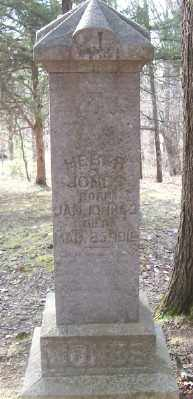 JONES, HEBER - Cross County, Arkansas | HEBER JONES - Arkansas Gravestone Photos