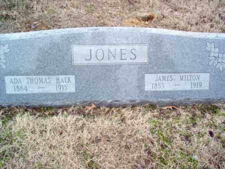 JONES, ADA HALK - Cross County, Arkansas | ADA HALK JONES - Arkansas Gravestone Photos