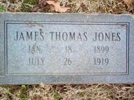 JONES, JAMES THOMAS - Cross County, Arkansas | JAMES THOMAS JONES - Arkansas Gravestone Photos