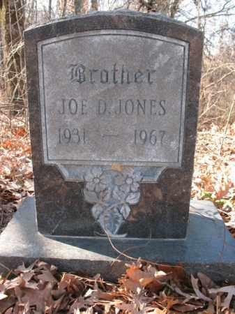 JONES, JOE D - Cross County, Arkansas | JOE D JONES - Arkansas Gravestone Photos