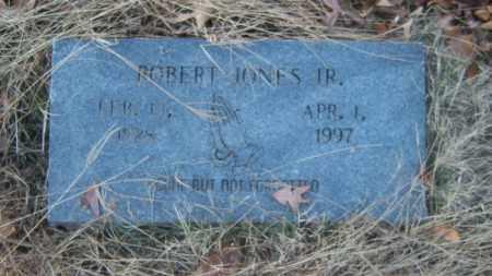 JONES, JR, ROBERT - Cross County, Arkansas | ROBERT JONES, JR - Arkansas Gravestone Photos