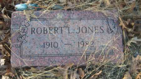 JONES, ROBERT L - Cross County, Arkansas | ROBERT L JONES - Arkansas Gravestone Photos