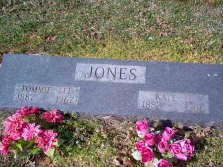JONES, KATE H - Cross County, Arkansas | KATE H JONES - Arkansas Gravestone Photos