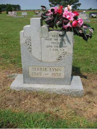 JONES, TERRIE LYNN - Cross County, Arkansas | TERRIE LYNN JONES - Arkansas Gravestone Photos