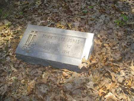 JONES, TOMMIE LEE - Cross County, Arkansas   TOMMIE LEE JONES - Arkansas Gravestone Photos