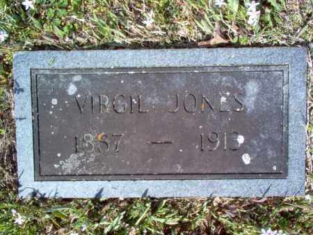 JONES, VIRGIL - Cross County, Arkansas | VIRGIL JONES - Arkansas Gravestone Photos