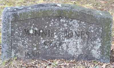 STACY, WINNIE - Cross County, Arkansas | WINNIE STACY - Arkansas Gravestone Photos
