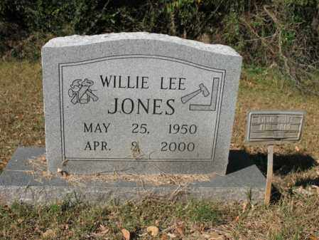 JONES, WILLIE LEE - Cross County, Arkansas | WILLIE LEE JONES - Arkansas Gravestone Photos