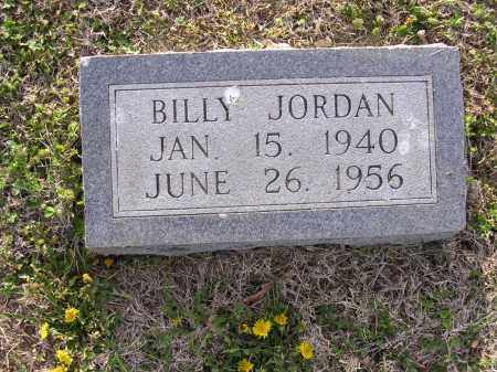JORDAN, BILLY - Cross County, Arkansas | BILLY JORDAN - Arkansas Gravestone Photos