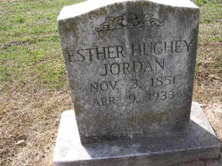 JORDAN, ESTHER - Cross County, Arkansas | ESTHER JORDAN - Arkansas Gravestone Photos