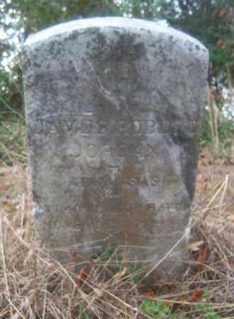JORDAN (VETERAN), JAMES ROBERT - Cross County, Arkansas | JAMES ROBERT JORDAN (VETERAN) - Arkansas Gravestone Photos