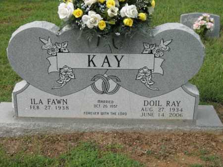 KAY, DOIL RAY - Cross County, Arkansas | DOIL RAY KAY - Arkansas Gravestone Photos