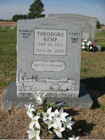 KEMP, WILLIAM THEODORE - Cross County, Arkansas | WILLIAM THEODORE KEMP - Arkansas Gravestone Photos