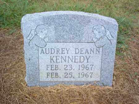 KENNEDY, AUDREY DEANN - Cross County, Arkansas | AUDREY DEANN KENNEDY - Arkansas Gravestone Photos
