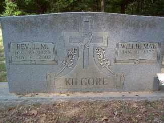 BELL KILGORE, WILLE MAE - Cross County, Arkansas | WILLE MAE BELL KILGORE - Arkansas Gravestone Photos