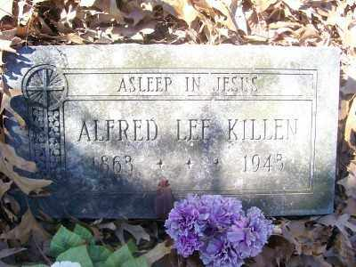 KILLEN, ALFRED LEE - Cross County, Arkansas | ALFRED LEE KILLEN - Arkansas Gravestone Photos