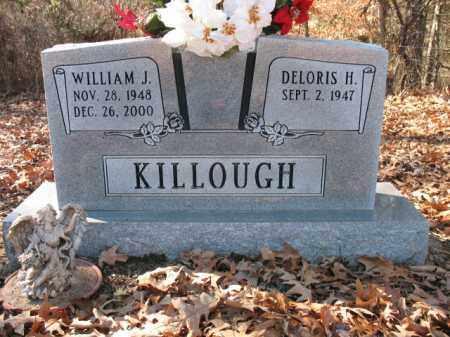 KILLOUGH, WILLIAM JAY - Cross County, Arkansas | WILLIAM JAY KILLOUGH - Arkansas Gravestone Photos