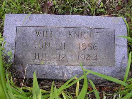 KNIGHT, WILL - Cross County, Arkansas | WILL KNIGHT - Arkansas Gravestone Photos