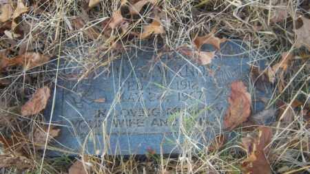 KNOX, WILLIAM - Cross County, Arkansas | WILLIAM KNOX - Arkansas Gravestone Photos