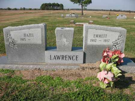 LAWRENCE, EMMETT - Cross County, Arkansas | EMMETT LAWRENCE - Arkansas Gravestone Photos
