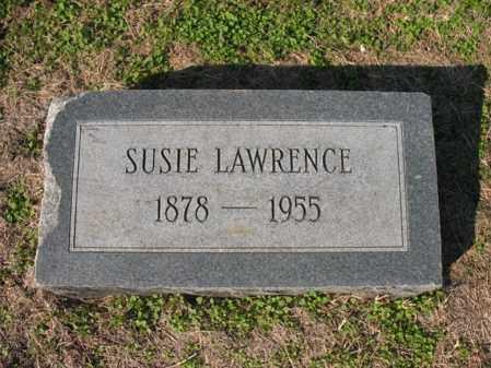 LAWRENCE, SUSIE - Cross County, Arkansas   SUSIE LAWRENCE - Arkansas Gravestone Photos