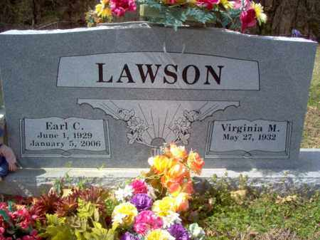 LAWSON, EARL CLIFTON - Cross County, Arkansas | EARL CLIFTON LAWSON - Arkansas Gravestone Photos