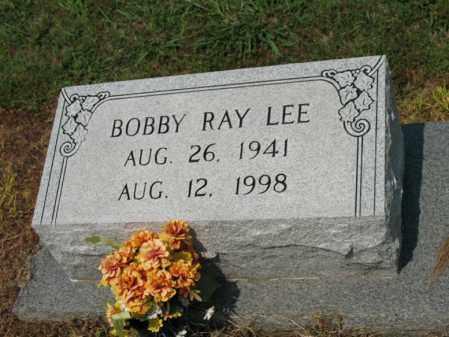 LEE, BOBBY RAY - Cross County, Arkansas | BOBBY RAY LEE - Arkansas Gravestone Photos
