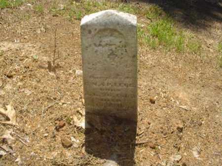 LEGG, LURA ANN - Cross County, Arkansas | LURA ANN LEGG - Arkansas Gravestone Photos