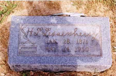 LESSENBERRY, H. L. - Cross County, Arkansas | H. L. LESSENBERRY - Arkansas Gravestone Photos
