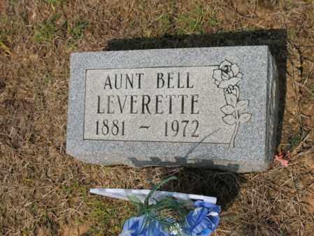 LEVERETTE, BELL - Cross County, Arkansas   BELL LEVERETTE - Arkansas Gravestone Photos