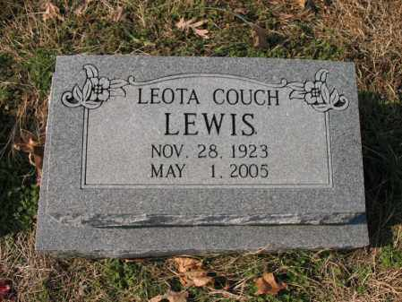 LEWIS, LEOTA - Cross County, Arkansas | LEOTA LEWIS - Arkansas Gravestone Photos