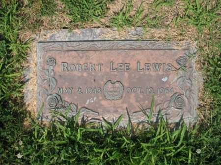 LEWIS, ROBERT LEE - Cross County, Arkansas | ROBERT LEE LEWIS - Arkansas Gravestone Photos