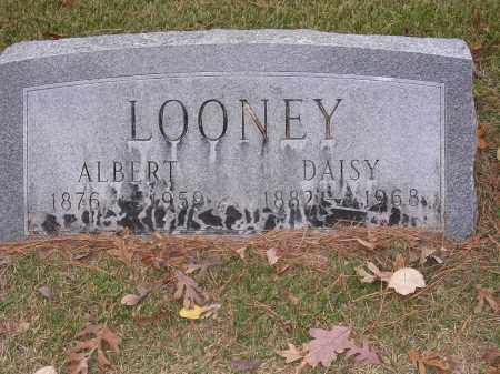 LOONEY, DAISY - Cross County, Arkansas | DAISY LOONEY - Arkansas Gravestone Photos