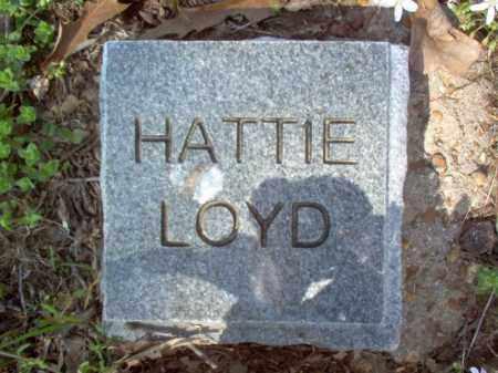 LOYD, HATTIE - Cross County, Arkansas | HATTIE LOYD - Arkansas Gravestone Photos