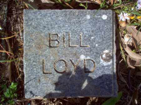"LOYD, WILLIAM H ""BILL"" - Cross County, Arkansas | WILLIAM H ""BILL"" LOYD - Arkansas Gravestone Photos"
