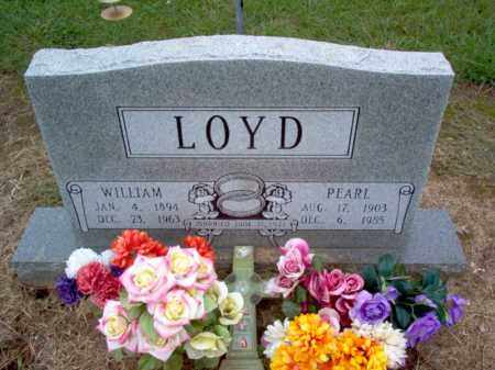 LOYD, WILLIAM - Cross County, Arkansas   WILLIAM LOYD - Arkansas Gravestone Photos
