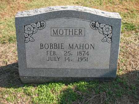 MAHON, BOBBIE - Cross County, Arkansas   BOBBIE MAHON - Arkansas Gravestone Photos