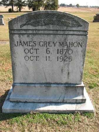 MAHON, JAMES GREY - Cross County, Arkansas | JAMES GREY MAHON - Arkansas Gravestone Photos