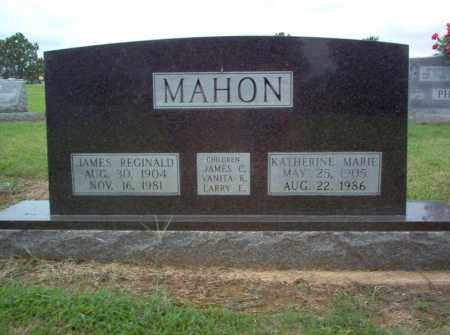 MAHON, KATHERINE MARIE - Cross County, Arkansas | KATHERINE MARIE MAHON - Arkansas Gravestone Photos