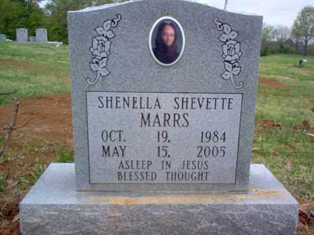 MARRS, SHENELLA SHEVETTE - Cross County, Arkansas | SHENELLA SHEVETTE MARRS - Arkansas Gravestone Photos