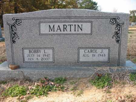 MARTIN, BOBBY L - Cross County, Arkansas   BOBBY L MARTIN - Arkansas Gravestone Photos