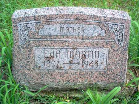 MARTIN, EVA - Cross County, Arkansas | EVA MARTIN - Arkansas Gravestone Photos